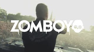 Zomboy - North Coast Music Festival 2016 (Recap)