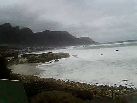 Timelapse Video – Glen Beach & Camps Bay – 14/07/2010