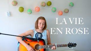 La Vie en Rose - Edith Piaf (cover by Helena To Guitar)