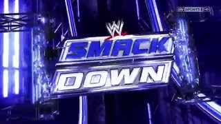 WWE SmackDown Intro 2014 - London version