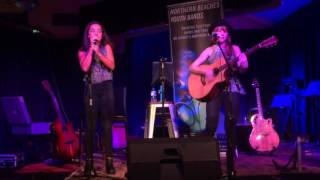 No (Meghan Trainor Acoustic Cover) - Natalie and Julia