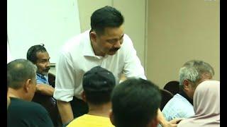 Pendiri Lion Air Temui Keluarga Korban