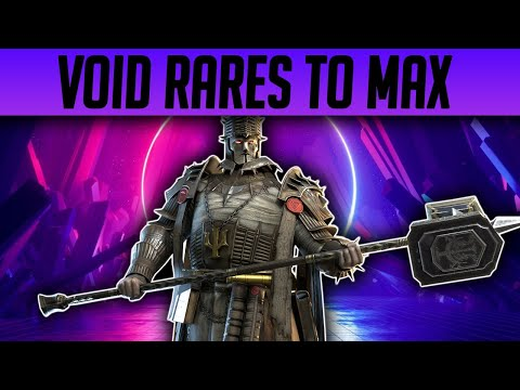 ONLY VOID RARES I WOULD MAX!   Raid: Shadow Legends