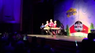 The wiggles twinkle twinkle little star