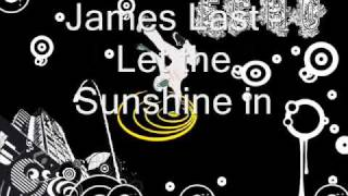 James Last - Let the Sunshine in