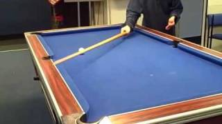 Shine Week: Robert Plays Pool
