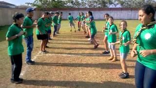 Tarefa 15 - A dança do tiro liro liro
