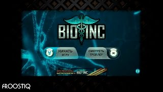 Обзор игры Bio Inc - Biomedical Plague для Android