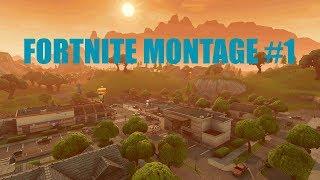 Ark - FORTNITE MONTAGE #1