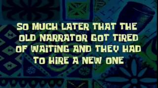 Spongebob Timecard So Much Later