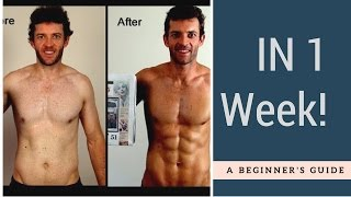 How to gain 6 Pack Abs in a Day!