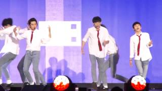 [Real Cam] EXO - Love me Right, 엑소 - 러브미롸잇, DMC Festival 2015