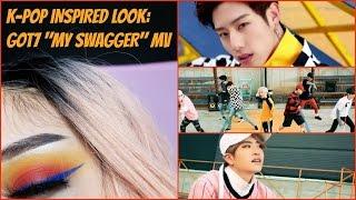 "♡GOT7 ""MY SWAGGER MV MAKEUP INSPO♡ (re-uploaded)"