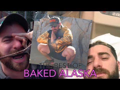 The Best Of BAKED ALASKA (cringe compilation)