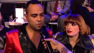 The European Border Breakers Awards 2013 - Amor Electro - entrevista