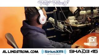 Isaiah Rashad Freestyle on Toca Tuesdays