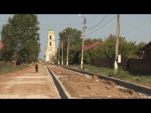 Восстановление исторической части села Николо-Березовка