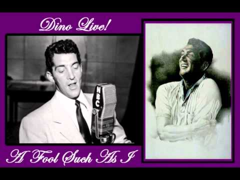 dean-martin-now-then-theres-a-fool-such-as-i-1952-live-hq-verycoolsound