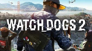 WatchDogs2- parkour