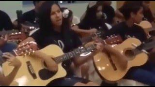Grupo de Violão AD São Benedito- Tempo de Cantar