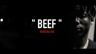 MONTANA ENT X BEEF (MUSIC VIDEO) | Shot by: Stbr films