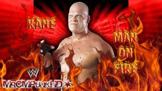 "WWE: Kane 4th Theme ""Man On Fire"" [CD Quality + Download Link]"