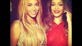 Rihanna & Beyonce and Nicki Minaj - New Song 2015