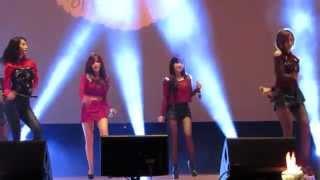Roly Poly (롤리 폴리)- T-Ara(티아라) Live @ 8th Love Garden Art Festival