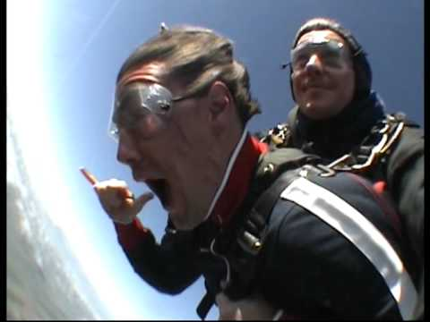 Skydiving in Cape Town, SA