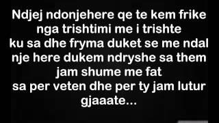 Vedat Ademi - Per Ty Lyrics