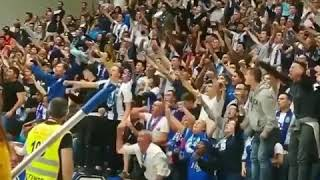 Super Dragões - FC Porto vs Benfica (Basketball)