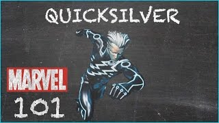 At the Speed of Sound - Quicksilver - MARVEL 101