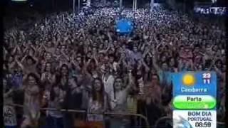 Mickael Carreira RTP 1 - Bom Dia Portugal 29.12.2011