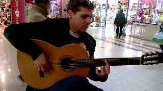 Jaro de Aranjuez,virtuoso de la guitarra española