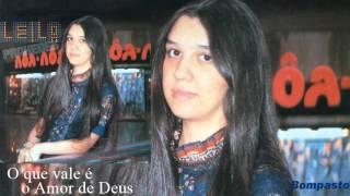 Leila Praxedes - O que vale é o Amor de Deus (Cd Sombras da Tarde) Bompastor 1982