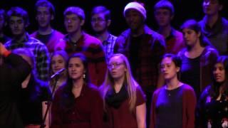 Silent Night - Gospel Choir of St. Olaf