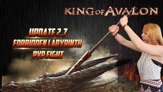 KoA - Update 2.7 Forbidden Labyrinth PVP by Lady of Avalon