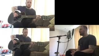 Alex Christopher - Simple Man (Lynyrd Skynyrd/Shinedown Acoustic Cover)