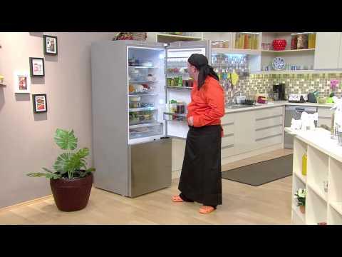 Özgür Şef, Bosch Buzdolabı, A++ enerji sınıfı