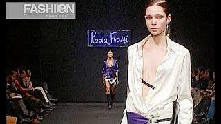 PAOLA FRANI Fall 2003 2004 Milan - Fashion Channel