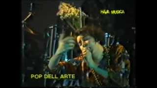 Pop Dell' Arte - Turin Welisa Strada live