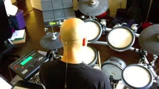 Drummer creates entire EDM track on Electronic Drum Set