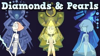 On Geek - Pearls Reflect Their Diamonds? - Steven Universe Theory