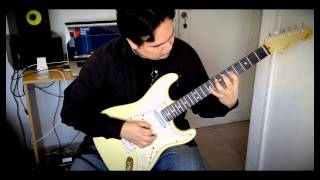 Arpeggios From Hell (cover)
