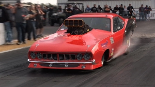 PRO MODIFIED DRAG RACING - ADRL Dragstock STL