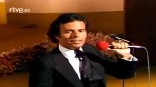 JULIO IGLESIAS - A VECES TU, A VECES YO. Musical  Mallorca 1976. rtve. Televisión Española.
