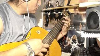 Europe - Open Your Heart (Cover LIBRE Acoustic) + x alexarerequiem1