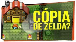 Blossom Tales é cópia de Zelda??? | Game Over