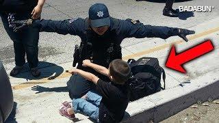 Cosas increíbles que la policía hace y tú ni idea