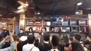 No Rome Performance at Satchmi 2nd Anniversary